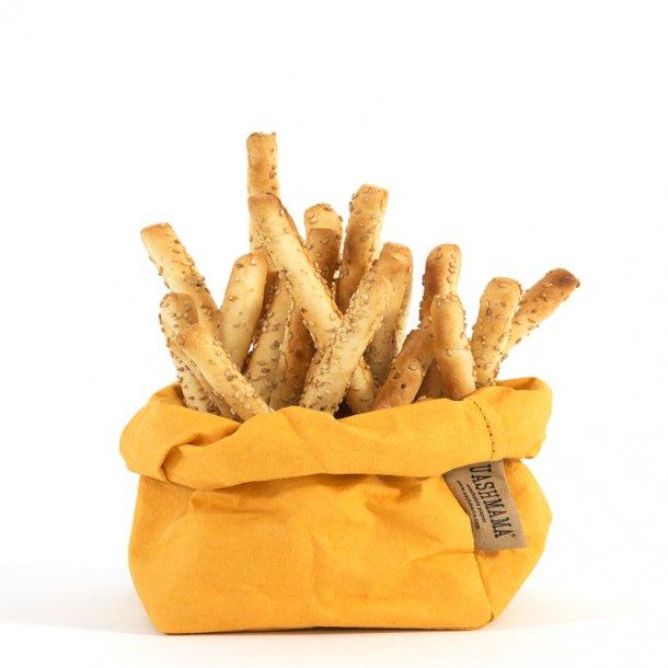 Medium Paper Bag Mustard