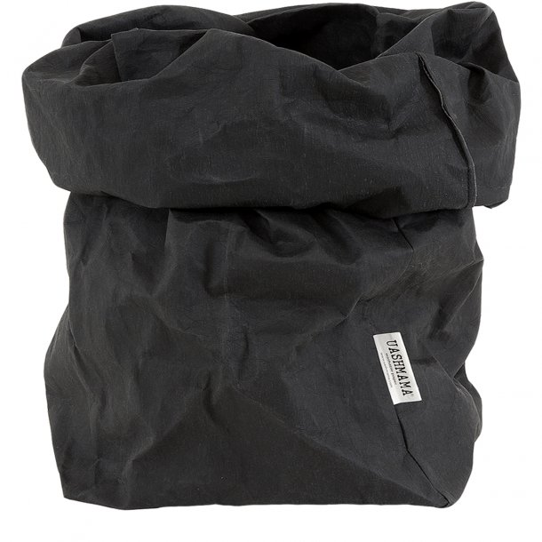 Giant Paper Bag Black