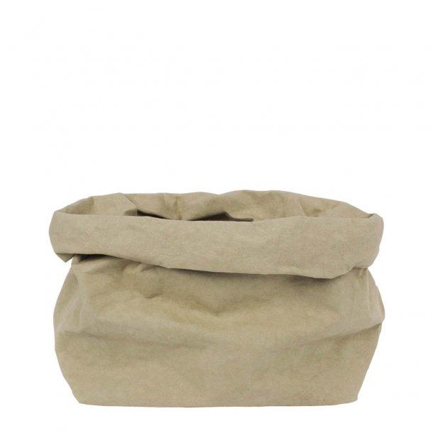Large Paper Bag Sand