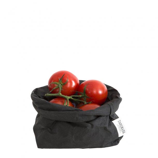 Medium Paper Bag Black