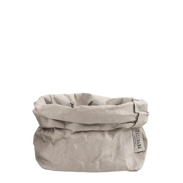 Medium Paper Bag Grey