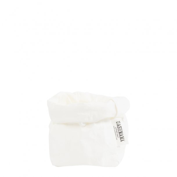 Small Paper Bag White