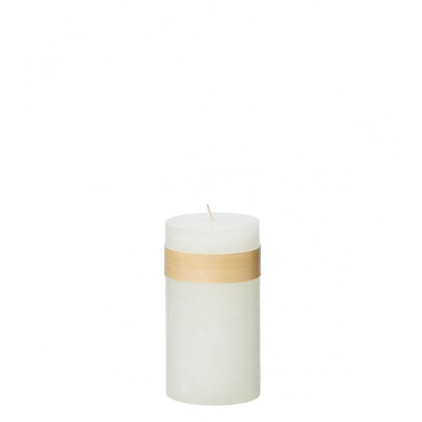 Timber Candle, Snow White