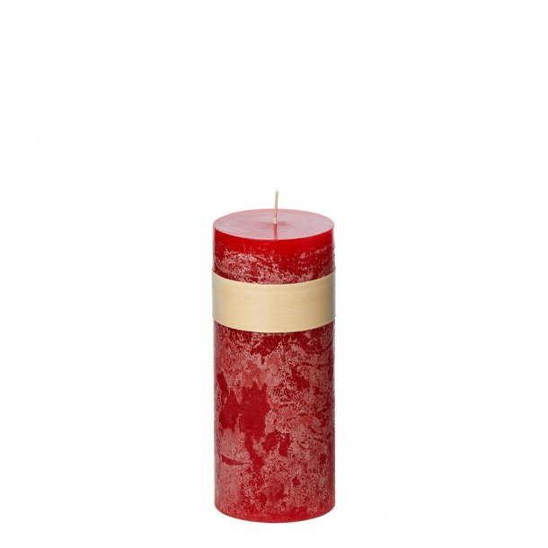 Timber Candle, Cranberry
