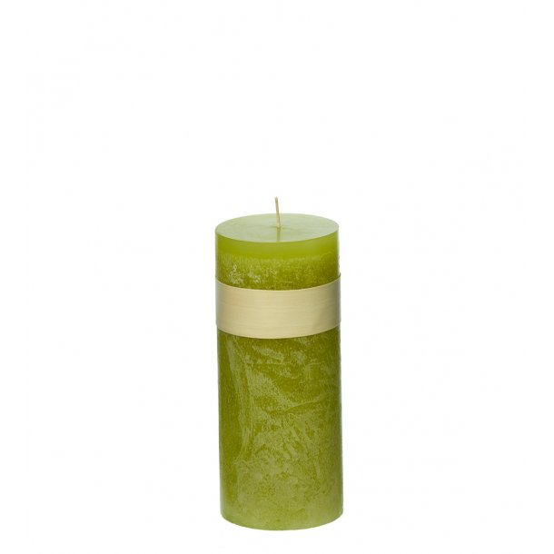 Timber Candle, Green Grape