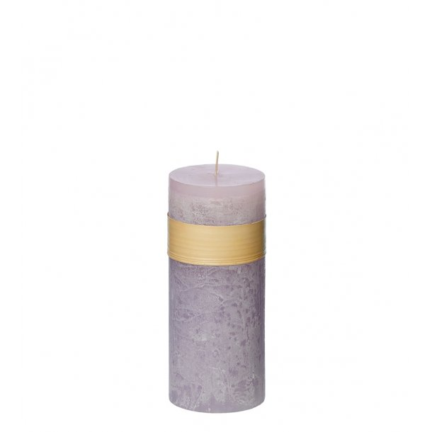 Timber Candle, Lilac