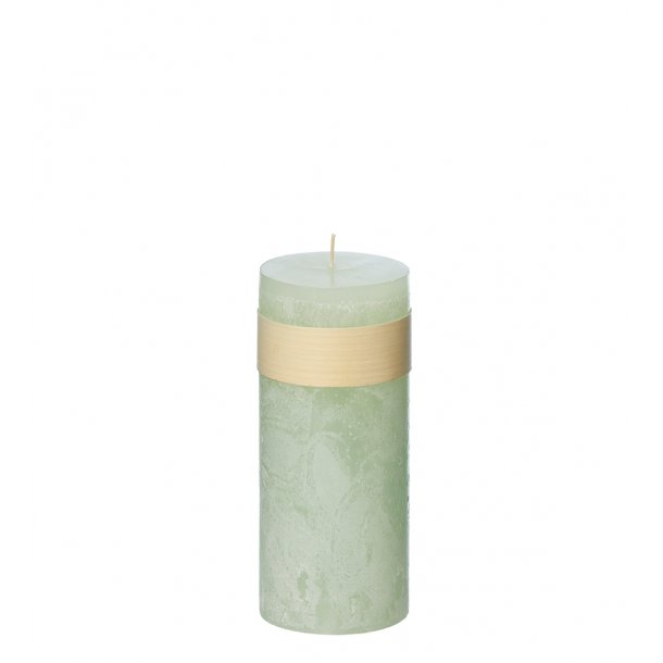 Timber Candle, Ocean Mist