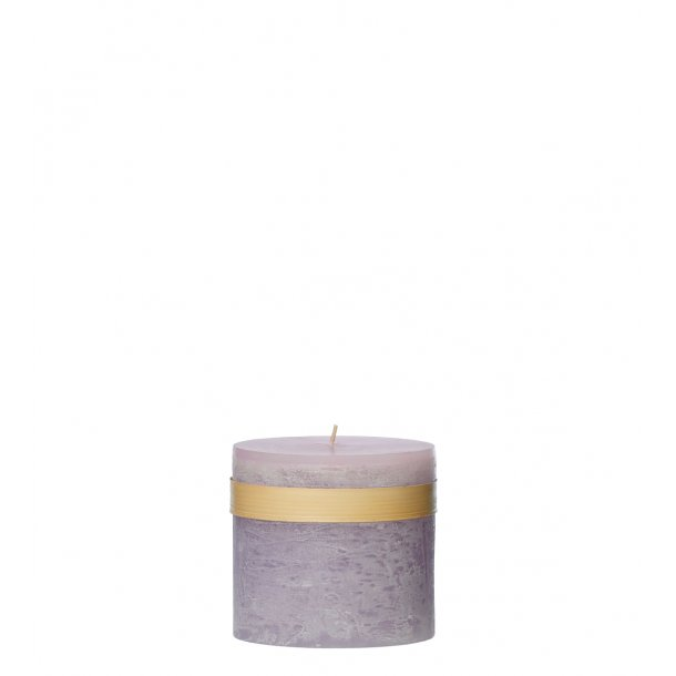 Timber Candle Lilac