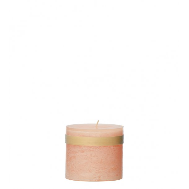 Timber Candle Pink Sand