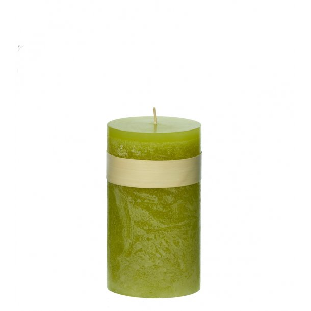 Timber Candle Green Grape