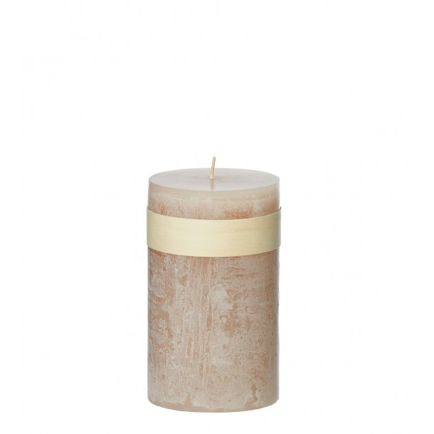 Timber Candle Moonlight