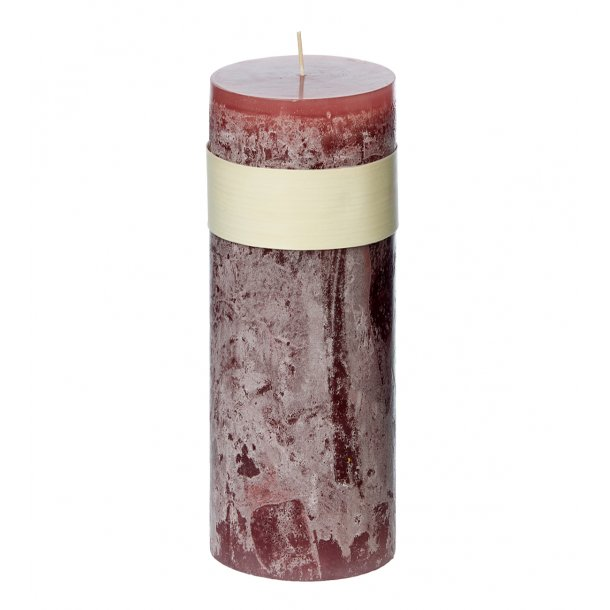 Timber Candle Rose Taupe